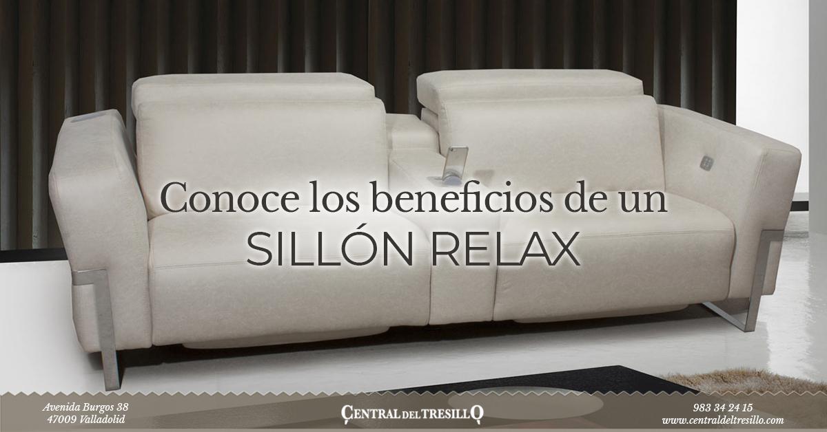 Beneficios sillones relax hogar