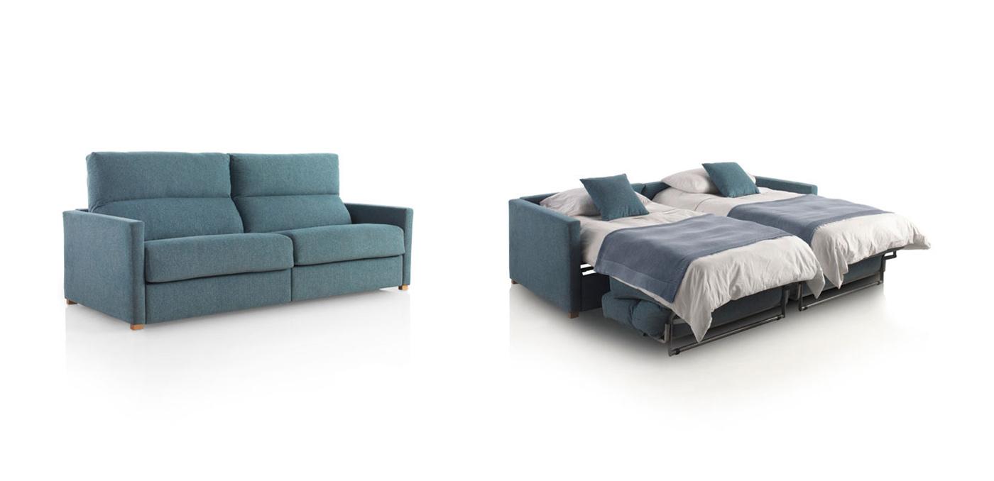 Ventajas de un sofá cama en el salón