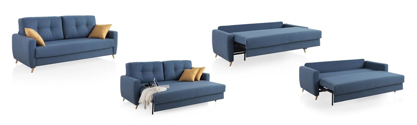 Comprar sofá cama en Valladolid