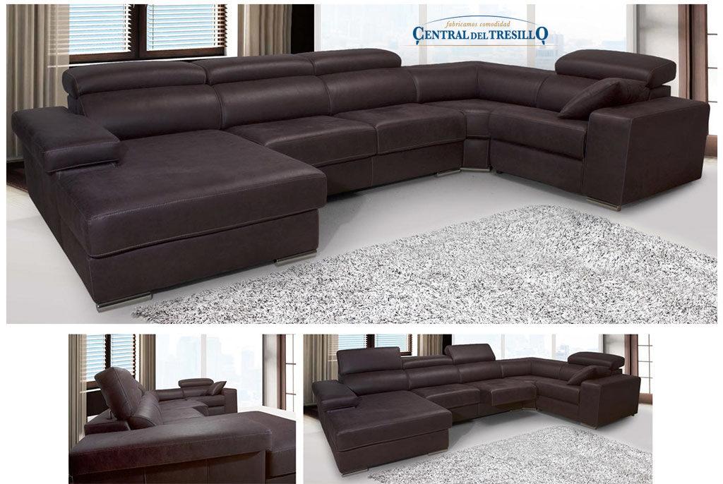 sofa rinconera detalles