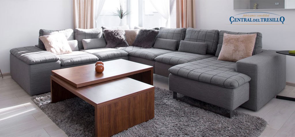 sofa rinconera salon hogar