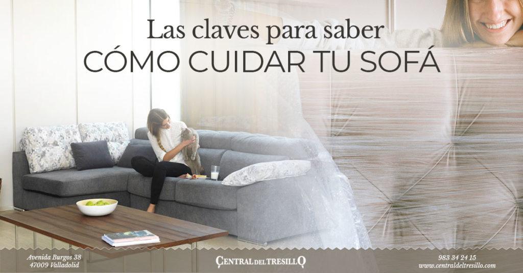 como cuidar el sofa