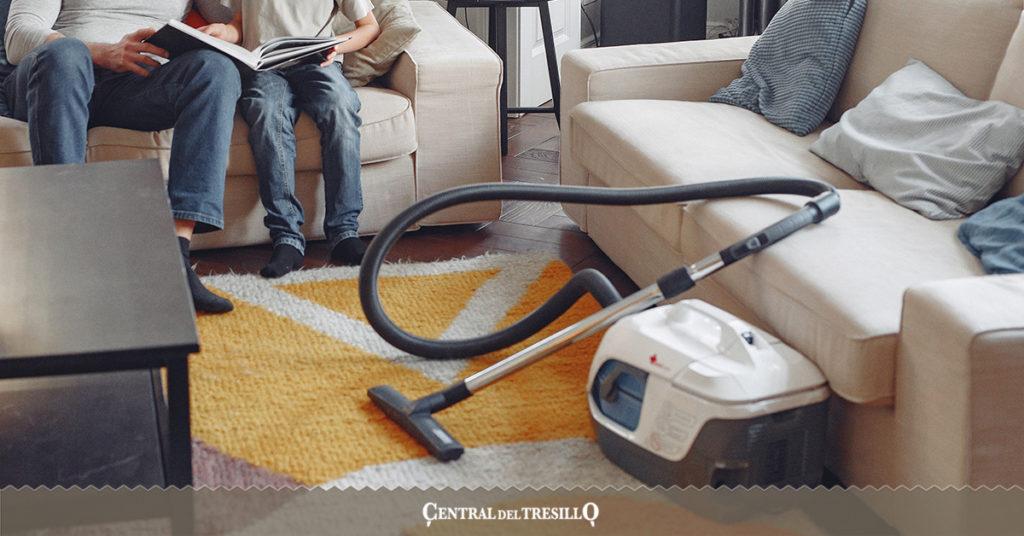 limpieza sofá