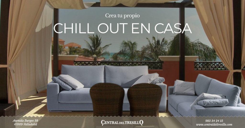 como crear terraza chill out en casa